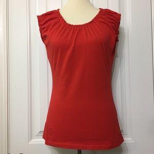 Ann Taylor loft medium sleeveless blouse